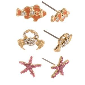 Jewelry - Beach-Life Earrings